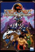 Affiche Mortal Kombat : Les Gardiens du Royaume