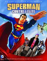 Affiche Superman contre l'Élite