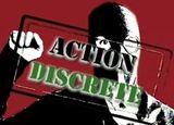 Affiche Action Discrète