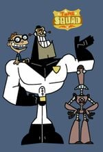 Affiche Time Squad, la patrouille du temps