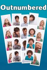 Affiche Outnumbered