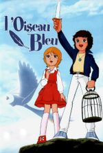 Affiche L'Oiseau bleu