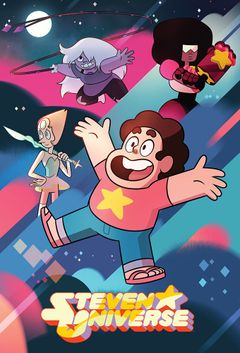 Affiche Steven Universe