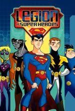 Affiche La legion des super héros