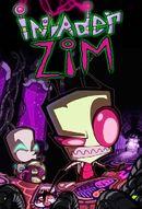 Affiche Invader ZIM