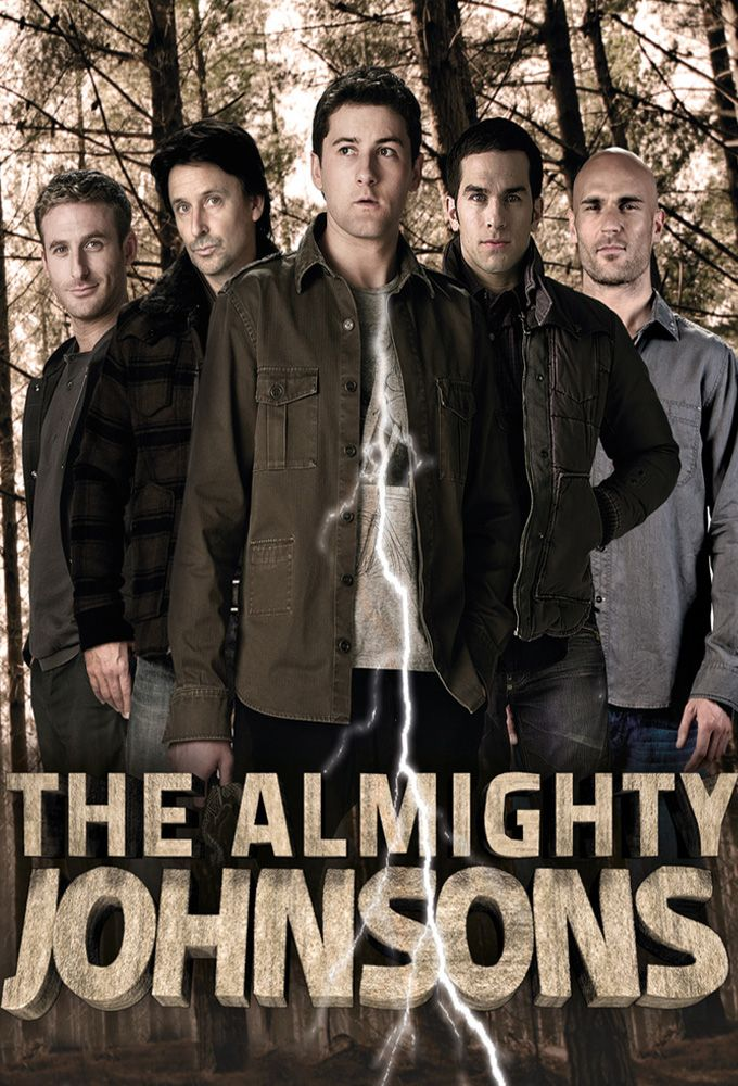 Affiche The Almighty Johnsons