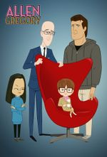 Affiche Allen Gregory
