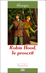 Couverture Robin Hood le proscrit