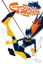 Affiche Gotham Girls