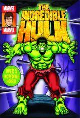 Affiche L'incroyable Hulk (1982)