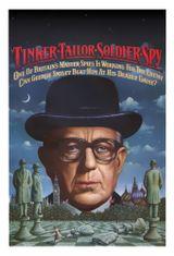 Affiche Tinker, Tailor, Soldier, Spy