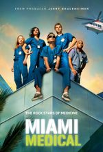 Affiche Miami Medical
