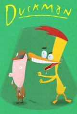 Affiche Duckman
