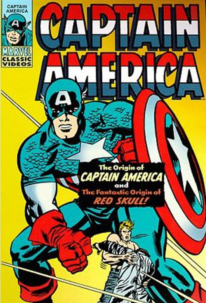 Captain America Serie