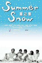 Affiche Summer Snow