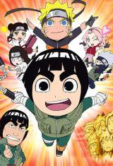 Affiche Naruto SD : Rock Lee no seishun Full-Power ninden