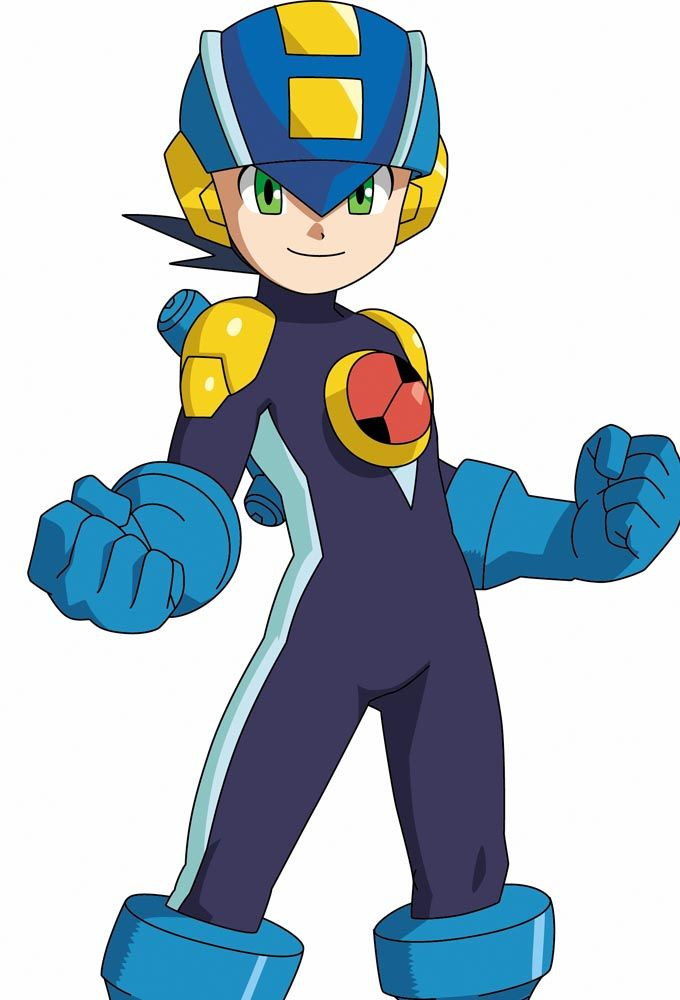 MegaMan NT Warrior - Where to Watch Every Episode