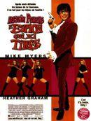 Affiche Austin Powers : L'Espion qui m'a tirée