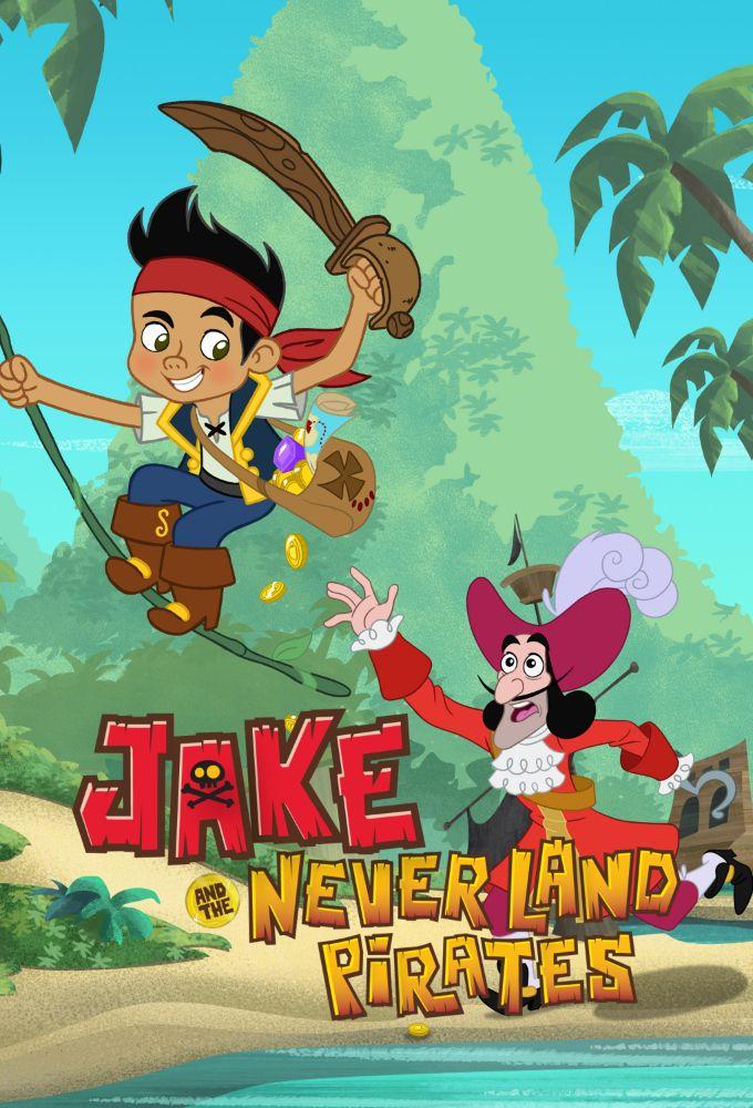 Affiches posters et images de jake et les pirates du pays - Jake et les pirates ...