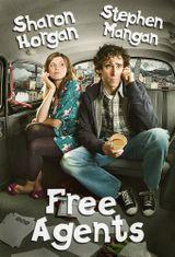 Affiche Free Agents (UK)