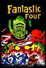 Affiche Les Quatre Fantastiques (1967)