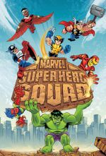 Affiche The Super Hero Squad Show