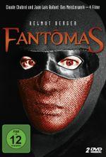 Affiche Fantômas
