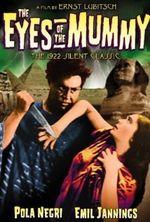 Affiche Les yeux de la momie