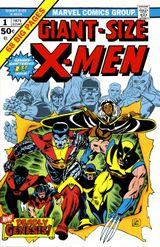 Couverture The Uncanny X-Men Omnibus, Volume 1