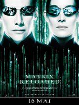 Affiche Matrix Reloaded
