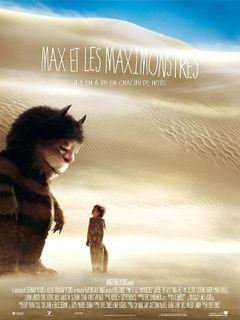 Affiche Max et les Maximonstres