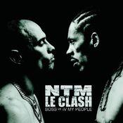 Pochette Le Clash : BOSS vs. IV My People, Round 1