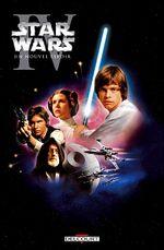 Couverture Star Wars Épisode IV : Un Nouvel Espoir