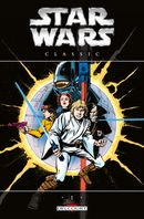 Couverture Star Wars : Classic, tome 1