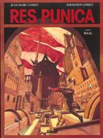 Couverture Res Punica - Baal, tome 1