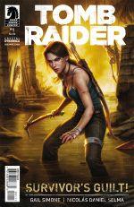 Couverture Survivor's Guilt - Tomb Raider #1