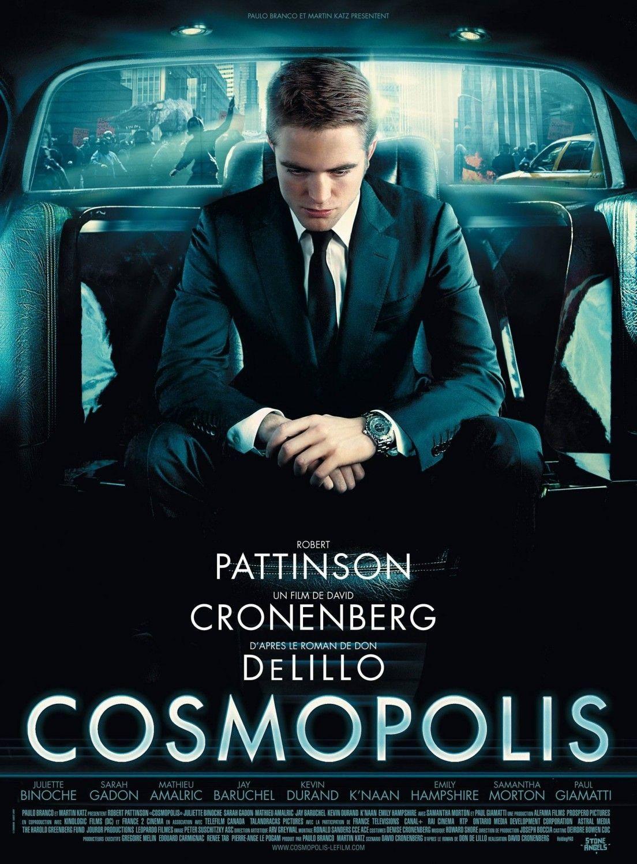 Cosmópolis Filme Minimalist cosmopolis - film (2012) - senscritique