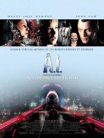 Affiche A.I. Intelligence Artificielle