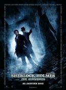 Affiche Sherlock Holmes : Jeu d'ombres
