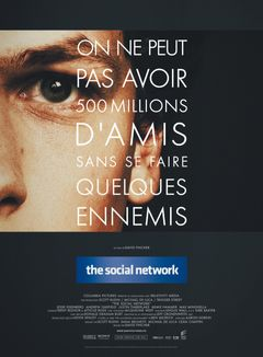 Affiche The Social Network