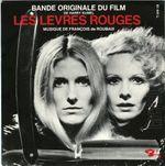 Pochette Les Lèvres rouges (OST)