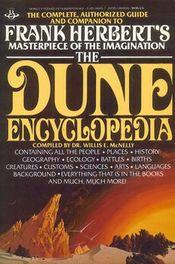 Couverture The Dune Encyclopedia