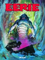 Couverture Anthologie Eerie, tome 2