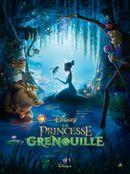 Affiche La Princesse et la Grenouille