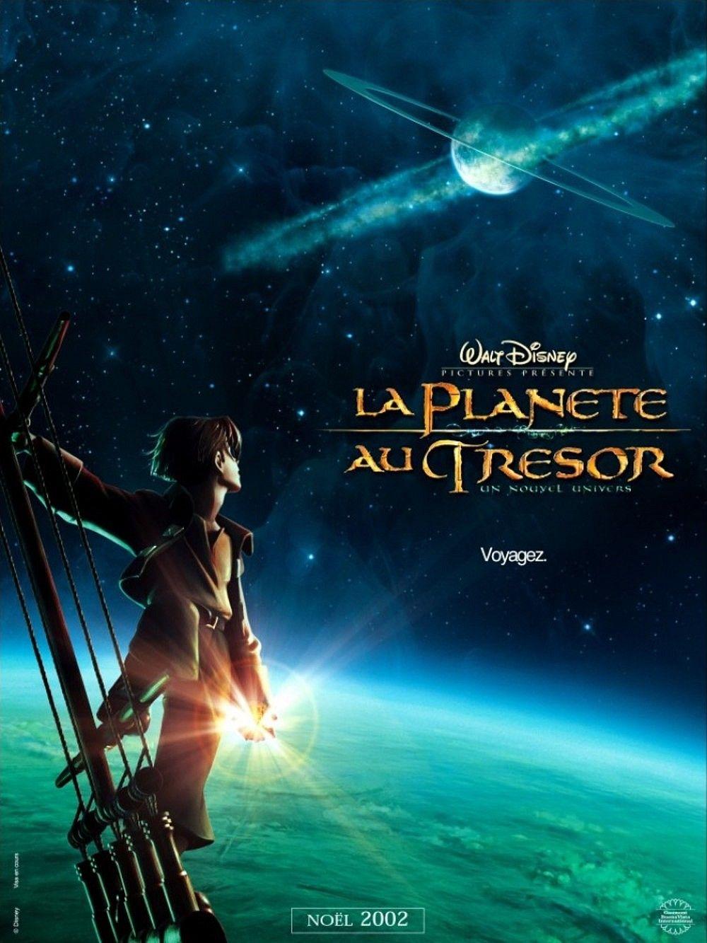 La Planete Au Tresor Un Nouvel Univers Long Metrage D Animation