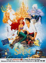 Affiche La Petite Sirène