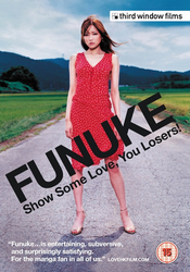 Affiche Funuke: Show Some Love, You Losers!