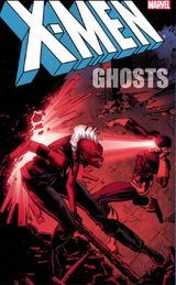 Couverture X-Men: Ghosts