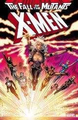 Couverture X-Men: Fall of the Mutants, Volume 1