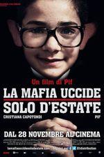 Affiche La Mafia tue seulement l'été